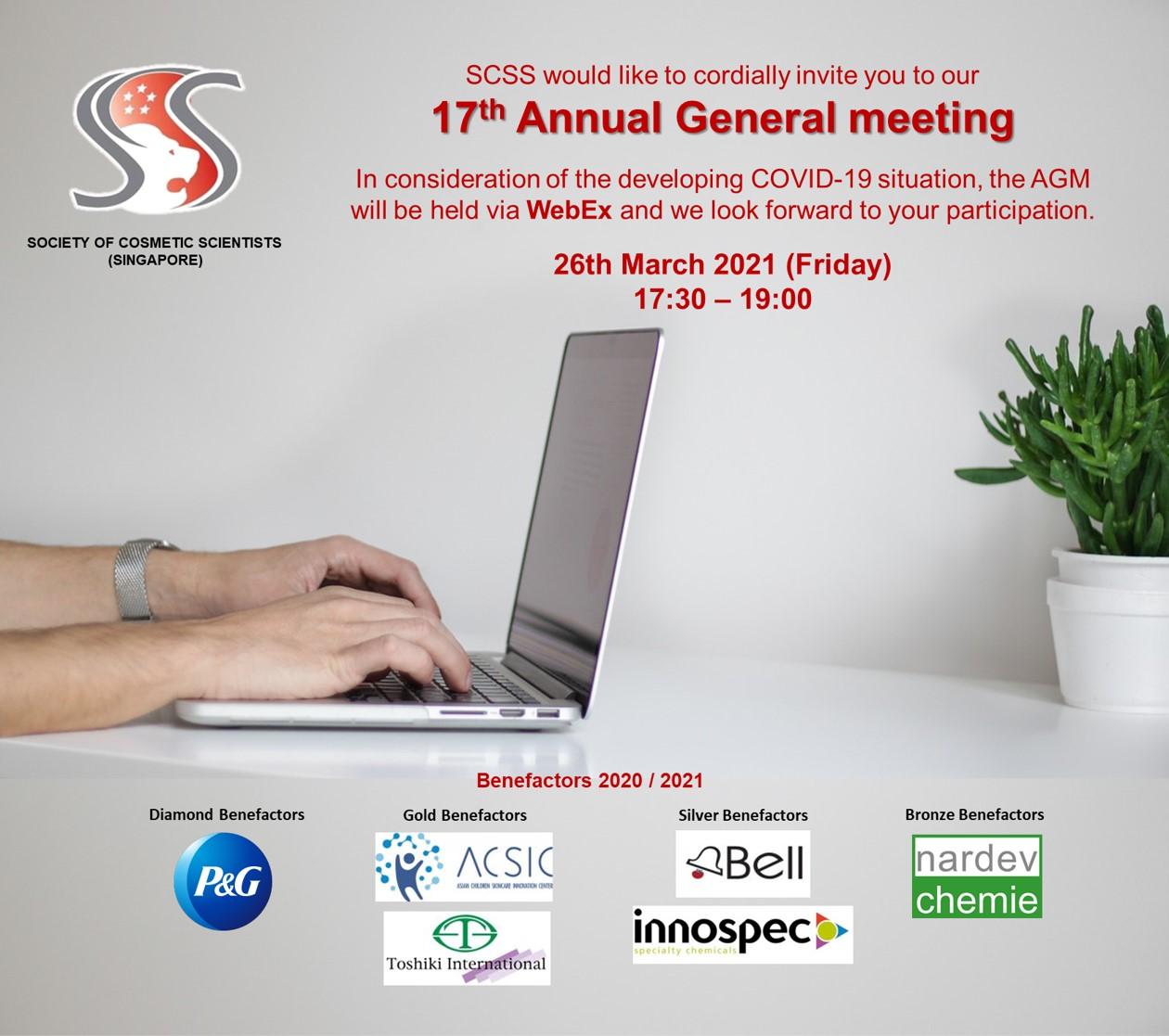 17th AGM Invite